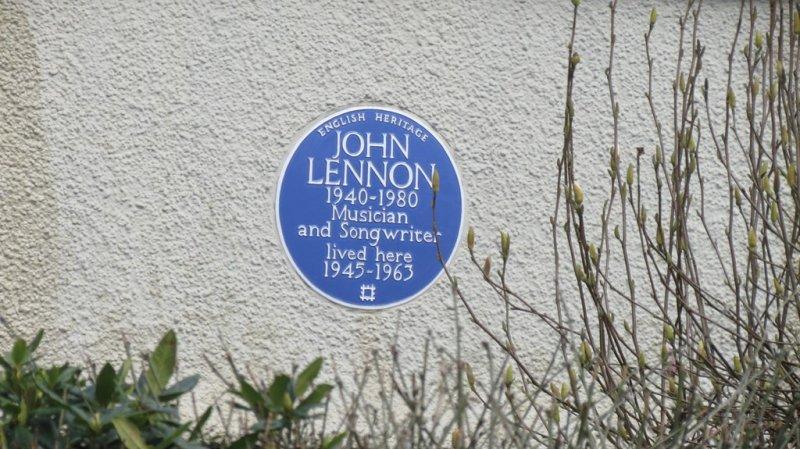 Casa de John Lennon - Liverpool