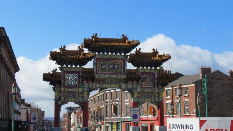 Chinatown - Liverpool