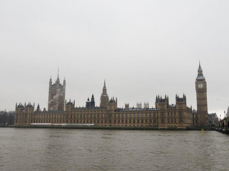 Nevada en Londres