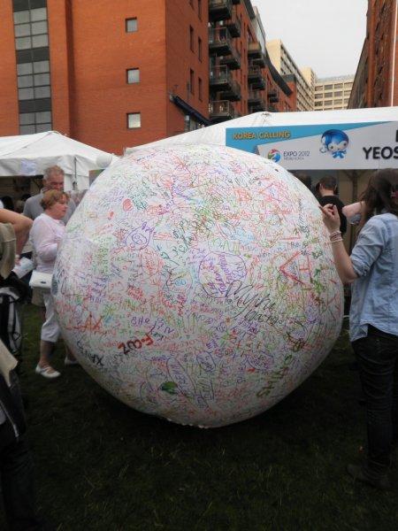 Thames Festival 2011