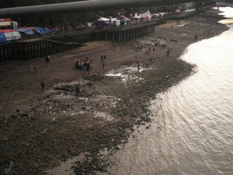 Thames Festival 2011 - Thames river
