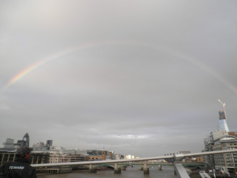 Thames Festival 2011 - Rainbow