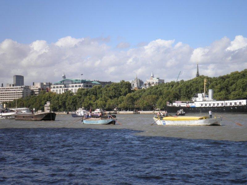 Thames Festival 2011 - Támesis