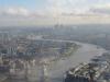 Tower Bridge and Canary Wharf - The Shard
