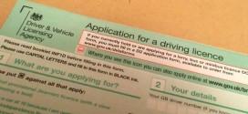 Formulario convalidación carnet de conducir UK