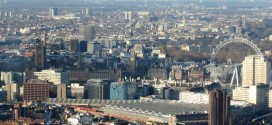 Londres desde The Shard