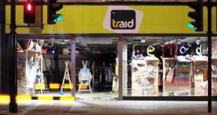 Traid charity shop