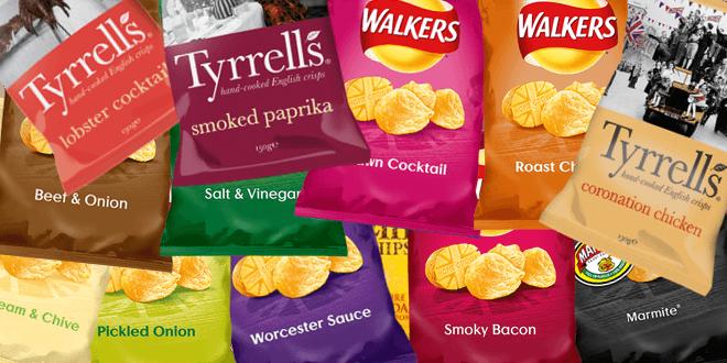 Locos por las patatas de bolsa | From Spain to UK