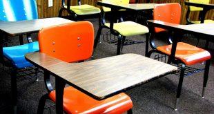 asientos en la escuela