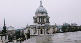 Exterior de la catedral de San Pablo de Londres