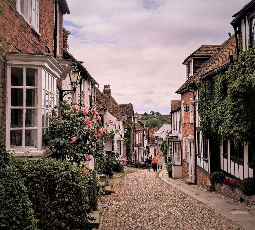 Mermaid Street, Rye, East Sussex