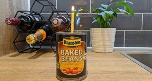 Baked Beans con vela