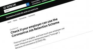 Job Retention Scheme en